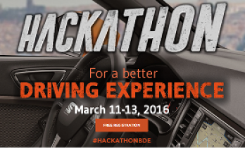 hackathon for a better driving experience