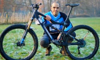 Xavier Serret des del Bitcoin a la Bicicleta