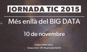 Jornades TIC 2015 UPC