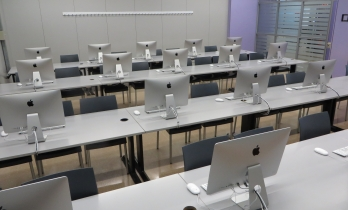 Laboratori iMacs FIB