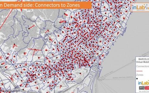 Connectors to zones