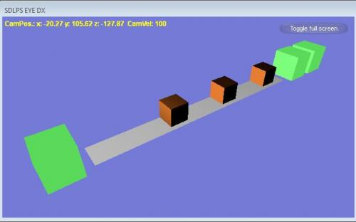 Simulation of a Conveyor