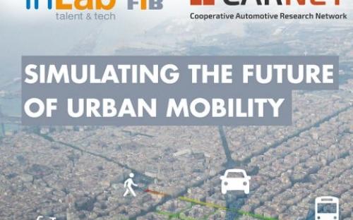 Simulant el futur de la mobilitat urbana