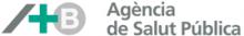 Logo Agència de Salut Pública